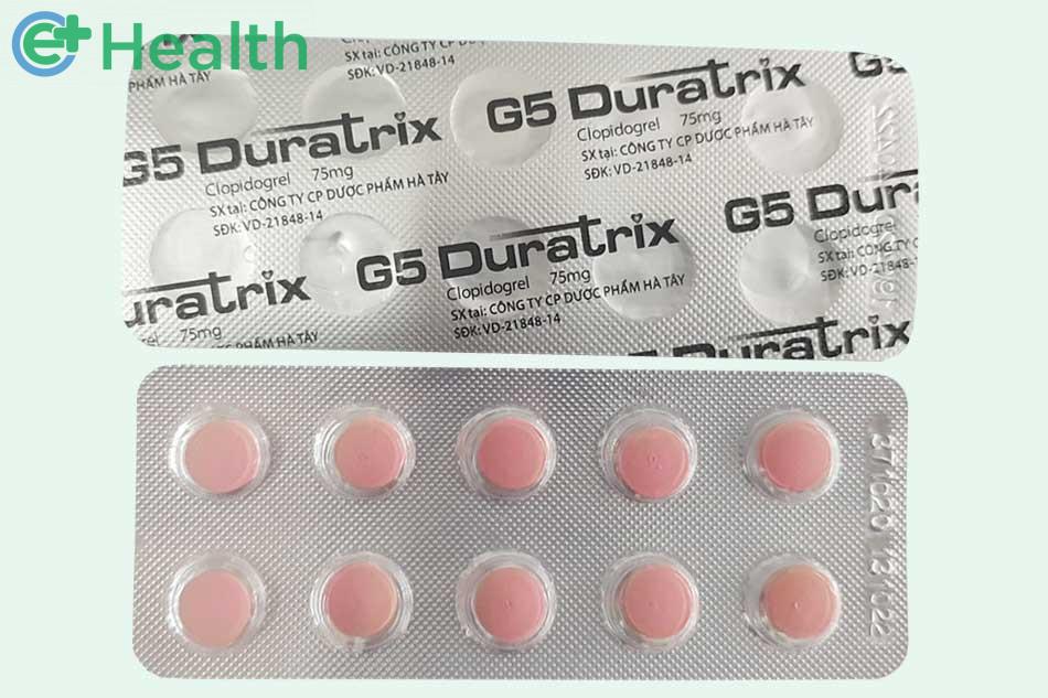 Vỉ G5 Duratrix