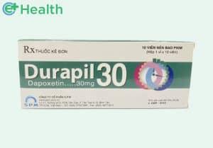 Hộp thuốc Durapil 30