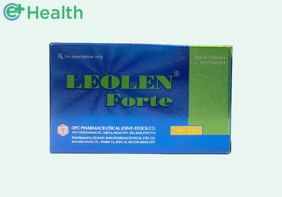 Thuốc Leolen Forte