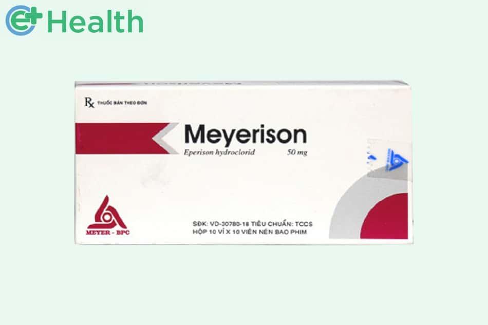 Hình ảnh: Hộp thuốc Meyerison