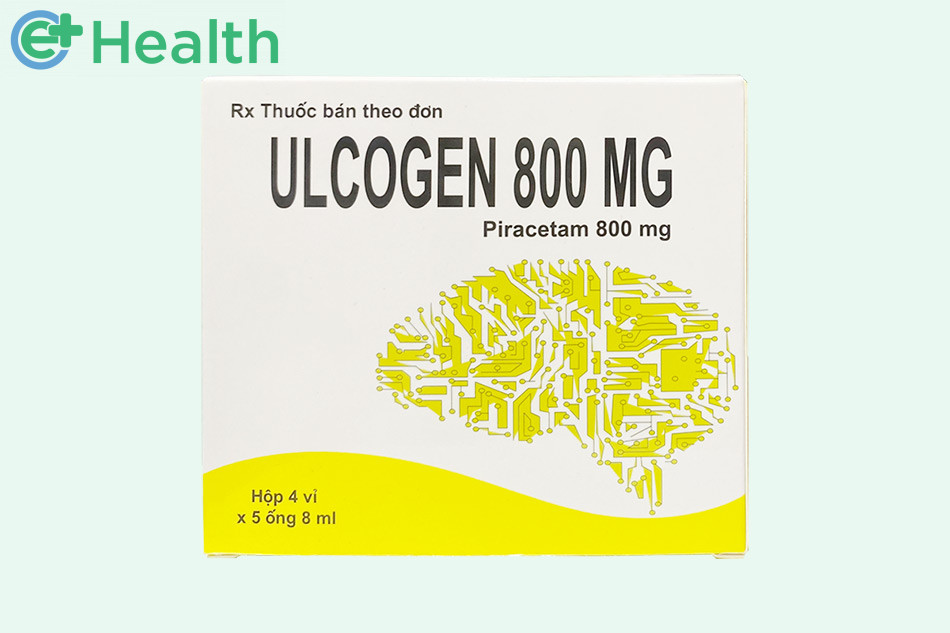 Hình ảnh: Thuốc Ulcogen 800 mg